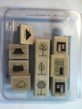 Stampin Up Good Neighbours Stamp Set Retired