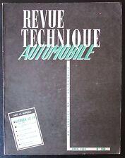 ANCIENNE REVUE TECHNIQUE AUTOMOBILE N° 156 de 1959 CITROEN ID 19 de 1957 à 1959