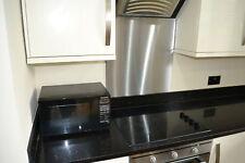 Brushed Stainless Steel Cooker SPLASHBACK - 600mm x 750mm 1.2mm not 0.9mm
