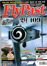 Flypast 2015 December B-52,Bf109,Lysander,Dakota,Mosquito