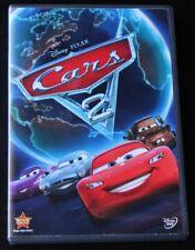 Cars 2 DVD 2011 Disney Pixar Family Children Kids Animation Movie Film