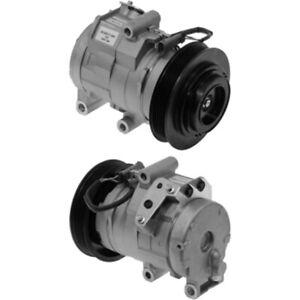 Omega Environmental Technologies 20-22017-AM A/C Compressor