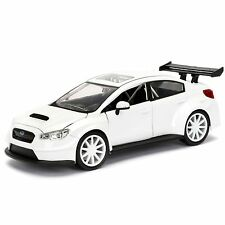 1/24 Jada Fast & Furious 8 Movie Mr Little Nobodys Subaru WRX STi Diecast 98296