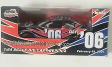 Daytona 500 Team Caliber Daytona Club Car 2/19/2006 Chevy Monte Carlo 1/64 NEW