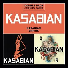 2CD NEW ~ KASABIAN - KASABIAN & EMPIRE - Pop Rock Indie 2x Music CD Album