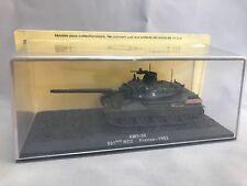 AF937 ATLAS MILITAIRE CHAR TANK AMX-30 501eme RCC FRANCE 1982 Blister fermé 1/72