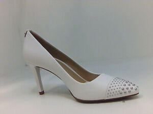 Michael Kors Womens Heels & Pumps in White Color, Size 6 CJI