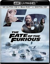 The Fate of the Furious (4K Ultra HD)(UHD)(DTS:X)(Dolby Vision)