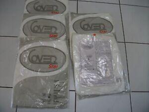 Schutzanzug Schutzoverall Chemieschutz Overall Cat.III Gr. XL 5 Stück