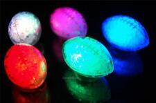 Set of 4 Litecubes RAINBOW Light up LED Footballs