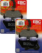 EBC FA407 Premium Organic Brake Pads 2 Sets BMW R1100 R1150 R1200 K1100