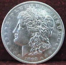 1892-P   $1 Morgan Silver Dollar   #857