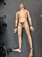 Laerdal Convalescent Kelly Nursing Adult Full Body Manikin Cpr Catheter Trainer