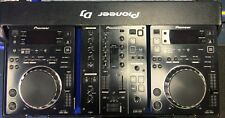 Pioneer CDJ-350/DJM-350 + Flightcase Package CD/USB Players (Ex-Hire)