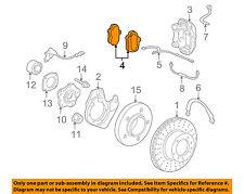 PORSCHE OEM 01-08 911 Brake-Front Pads 99635194912