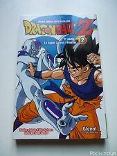 Manga Dragon Ball Z Glénat / 3e partie: Tome 2 Le Super Saïyen / Freezer