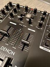 Denon Mischpult / Mixer Denon Mixer DN-X120
