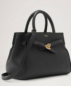 Mulberry Small Belted Bayswater Black