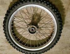 Yamaha wr 400 f front wheel rim