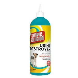 Simple Solution Urine Destroyer | Dogs, Cats, Small Animals, Birds