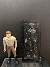 Vintage 1984  Star Wars Han Solo In Carbonite Chamber Last 17 POTF kenner