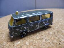1/60ième – MAJORETTE – VW Fourgon – Ambulance militaire