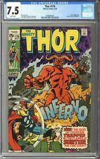 Thor #176 CGC 7.5