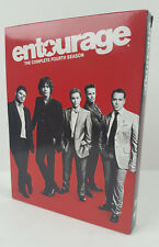 Entourage - The Complete Fourth Season (DVD, 2008, 3-Disc Set, Canadian French)