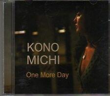 (CF418) Kono Michi, One More Day - 2011 CD