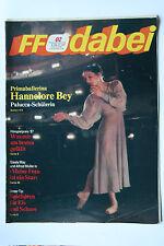 DDR Fernsehzeitschrift FF Dabei RARITÄT 02/1987 TOP !!