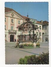Bruck Mur Steiermark Eiserner Brunnen Mit Rathaus Austria Postcard 435a