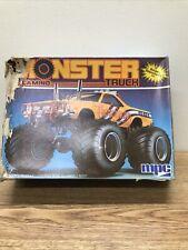 Vintage MPC Monster Truck El Camino UN BUILT unbuilt 1980's issue kit 1:25
