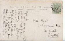 Genealogy Postcard - Bull - 63 Downend Road - Horfield - Bristol - Ref 3711A