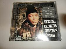 CD  Dr Dre - First Round Knock out