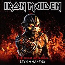 Iron Maiden - The Book Of Souls: Live Chapter [CD]