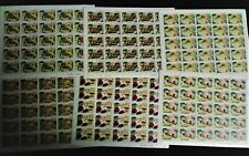 DOMINICA DISNEY CHRISTMAS 1981 SHEET SET OF 6 25 stamps/sheet ANIMATION *RARE*