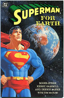 SUPERMAN For EARTH #1, NM, Roger Stern, Gammill, 1991, more DC in store