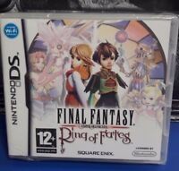 Final Fantasy Crystal Chronicles: Ring of Fates DS NEW / SEALED