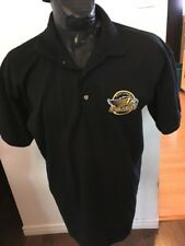 Adult XLARGE Hockey Jersey COLLARED GOLF SHIRT HAMILTON STEELHAWKS OHA