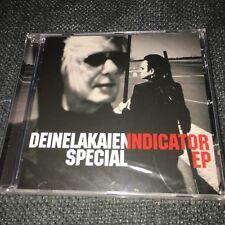 DEINE LAKAIEN Indicator EP RARE CD NEW/STILL SEALED