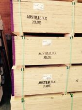 2400x1200x12mm Australian Made Radiata Pine A-Bond Exterior Plywood