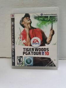 Tiger Woods PGA Tour 10 - PlayStation 3 Standard Edition