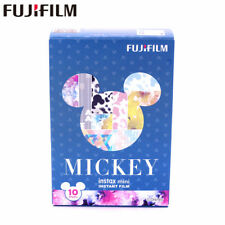 Fujifilm Instax Mini Film 10 New Mickey Fuji instant 9 90 8 7s 25 55i SP-1 2