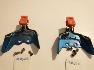 Rottefella 75mm Nordic Norm 3 Pin Cross Country Ski Bindings Nordic w/Hardware