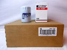 Pro Tec Engine Oil Filter 166 Case of 12 Filters