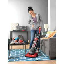 Power Vacuum Upright Bagless Lightweight Rinsable Filter Carpet Or Wood Floor