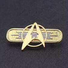 Star Trek Brooch Plated Starfleet Communicator Command Brooch Badge Lapel Pin