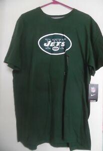 NEW Mark Sanchez #6 New York Jets T Shirt Mens Sz XL