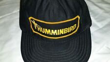 Vintage Humminbird Snapback Adjustable Hat Made in U.S.A