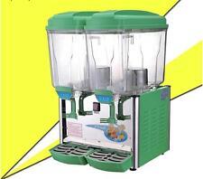 30L Double cylinder Cold and Hot Drink machine Juice Beverage dispenser Y